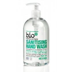 Dezinfekčné mydlo - Rozmarín a Tymián - 500ml